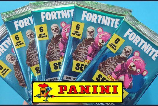 Figurine Panini Fortnite