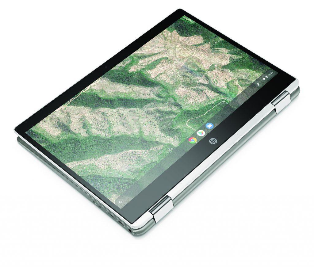 HP annuncia nuovi convertibili Chromebook con supporto alla penna USI 3