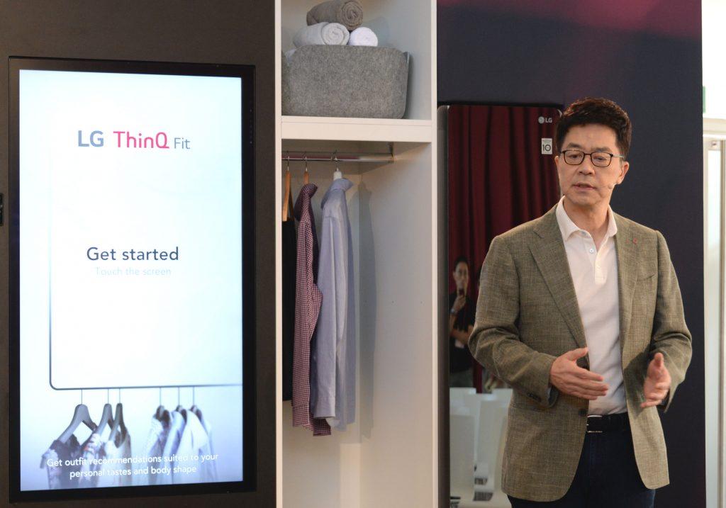 LG Future Talk a IFA 2019: come sentirsi a casa in ogni luogo grazie all'AI 2