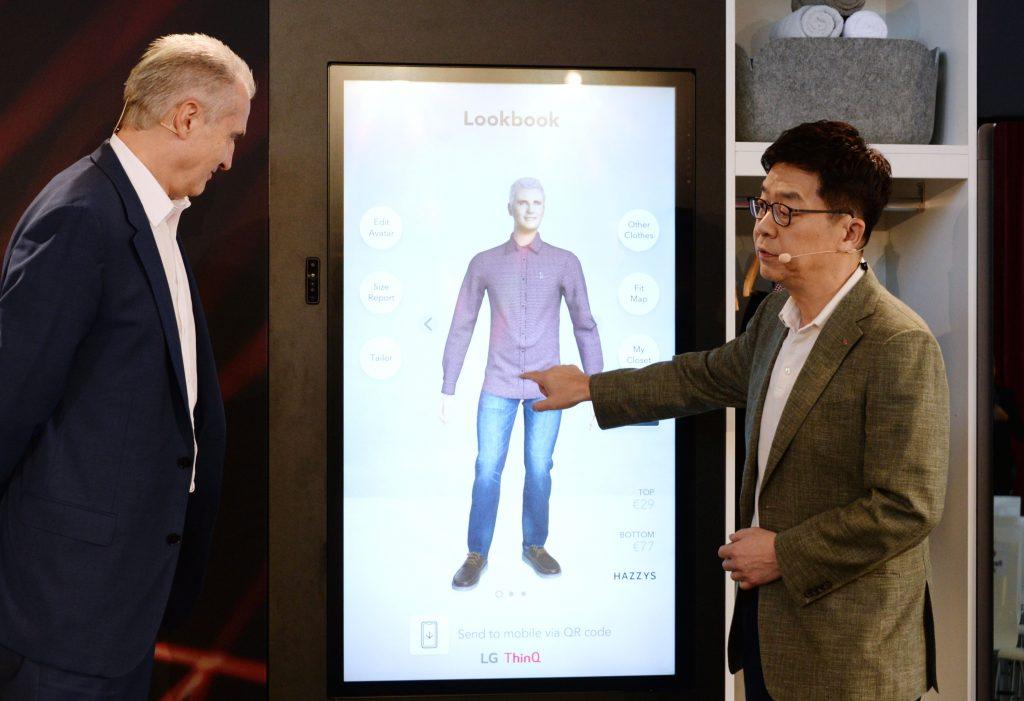LG Future Talk a IFA 2019: come sentirsi a casa in ogni luogo grazie all'AI 1