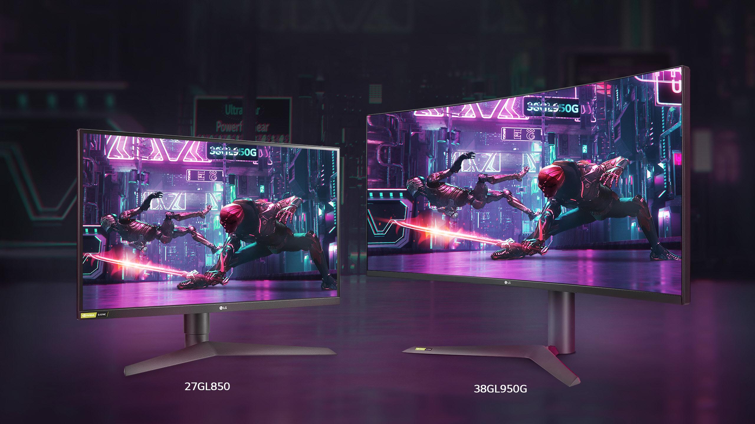 Ad IFA 2019 la serie LG UltraGear si è arricchita del modello 27GN750 da 240 Hz 2