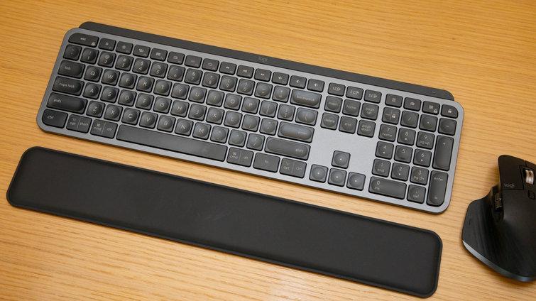 Con l'ergonomia in mente, ad IFA 2019 troviamo il mouse Logitech MX Master 3 e la tastiera Logitech MX Keys 2