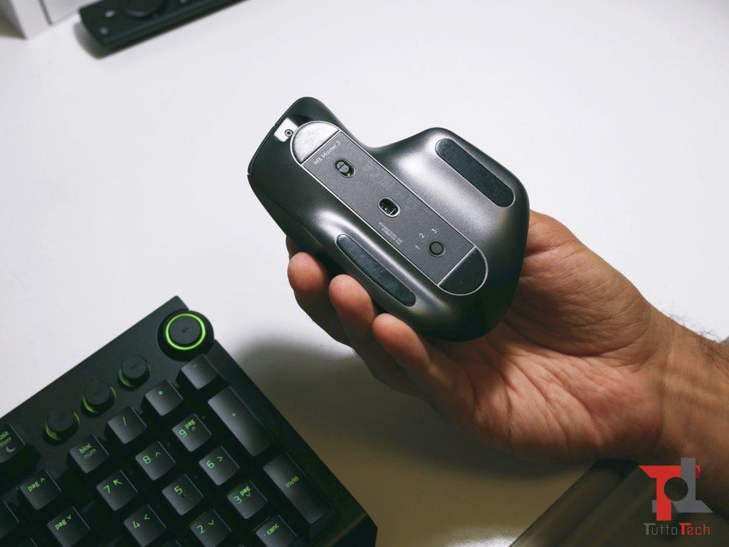 Recensione Logitech MX Master 3: il re dei mouse per la produttività 3