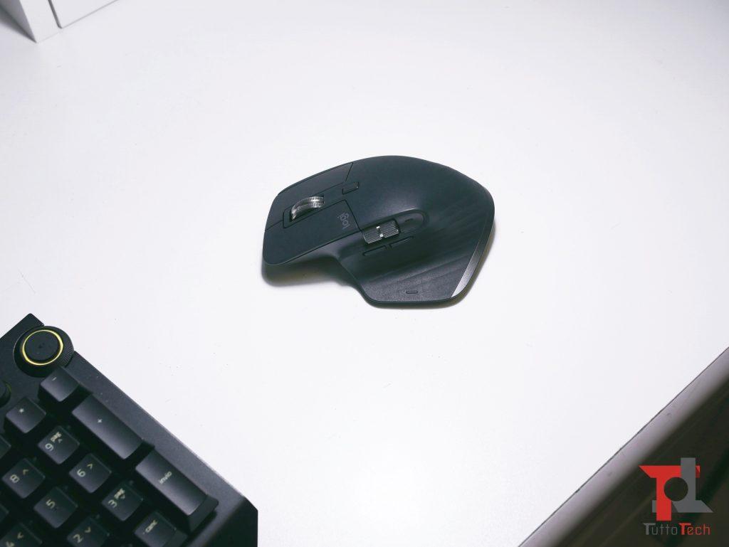 Recensione Logitech MX Master 3: il re dei mouse per la produttività 1