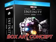 Marvel Infinity Saga Box