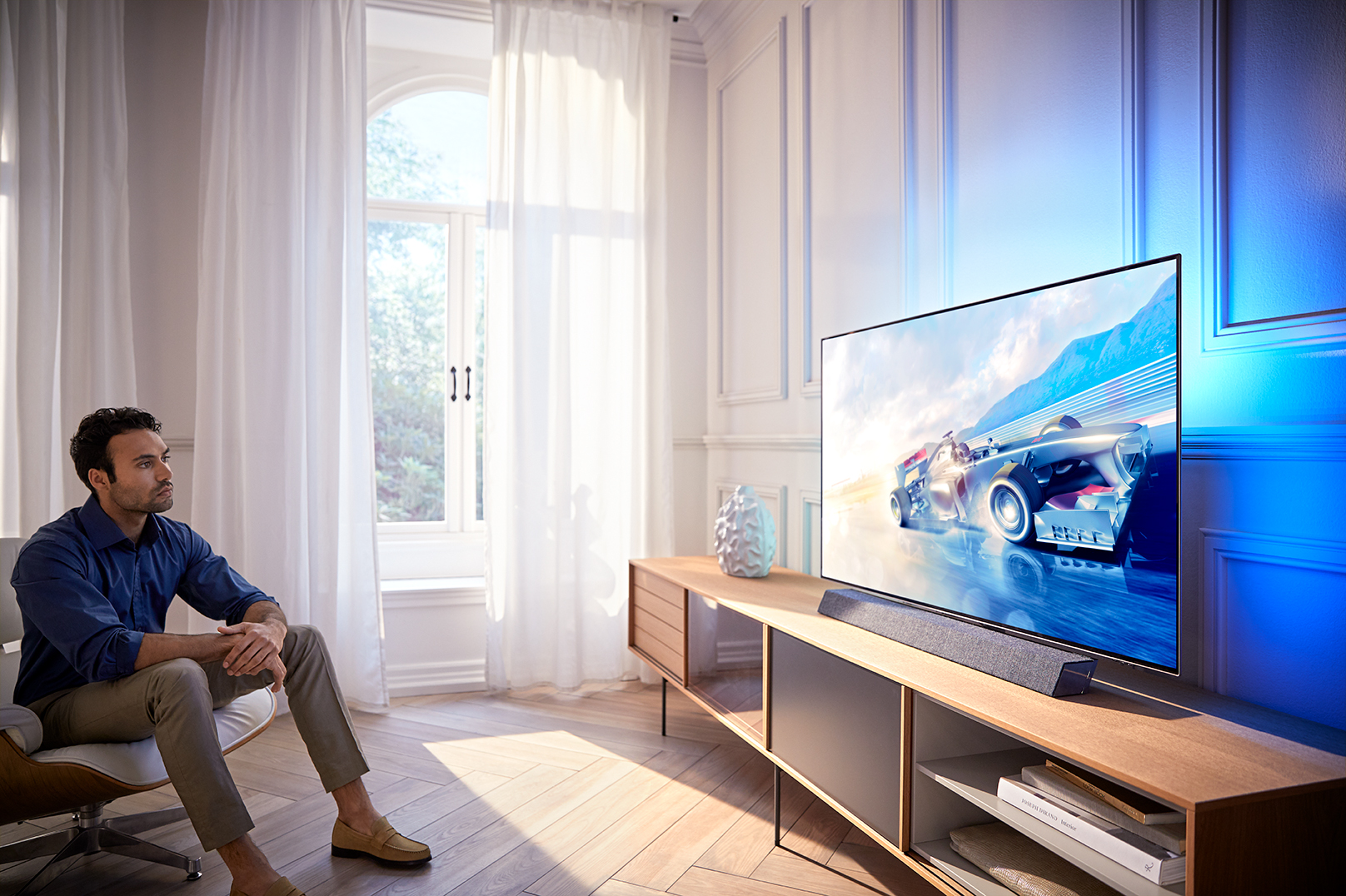 Philips ad IFA 2019 con due nuove TV OLED e un paio di cuffie wireless 1