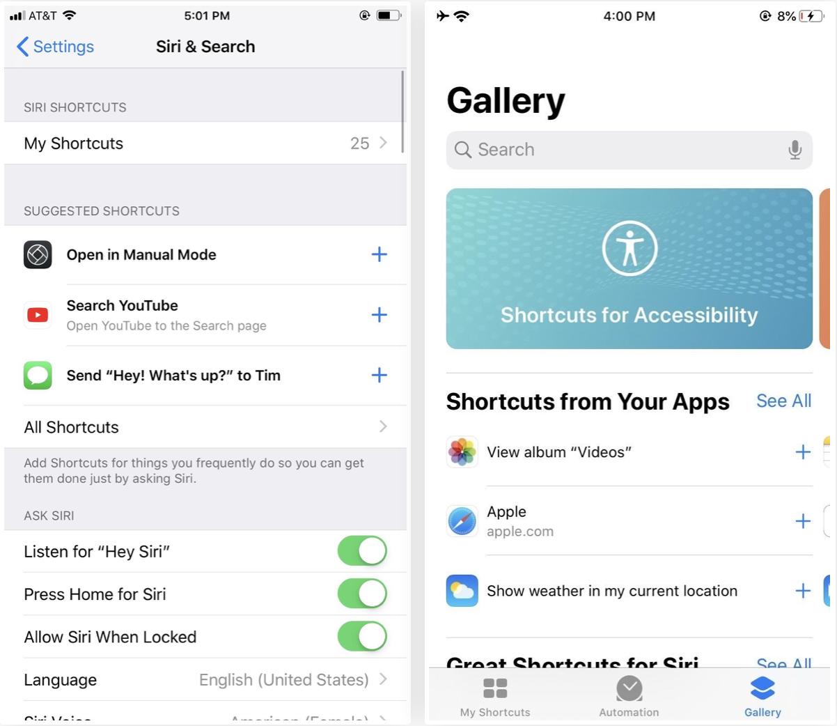 Le 15 migliori novità di Siri con iOS 13 2