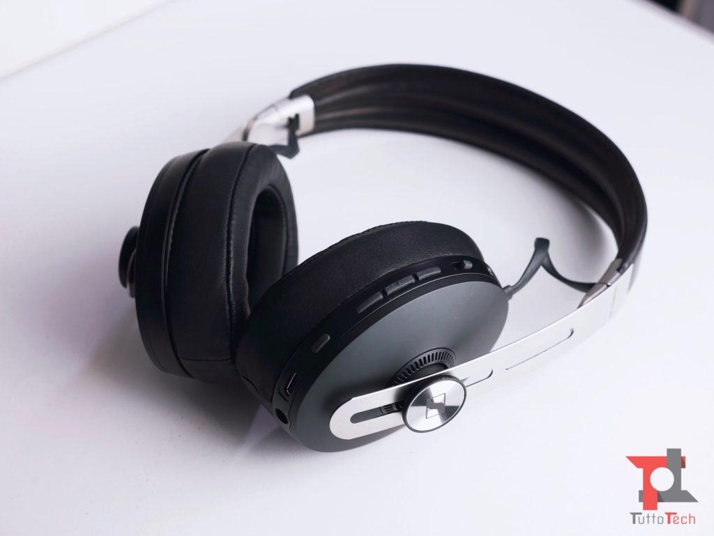 Recensione Sennheiser Momentum Wireless (ANC): il guanto di sfida a Bose e Sony 4