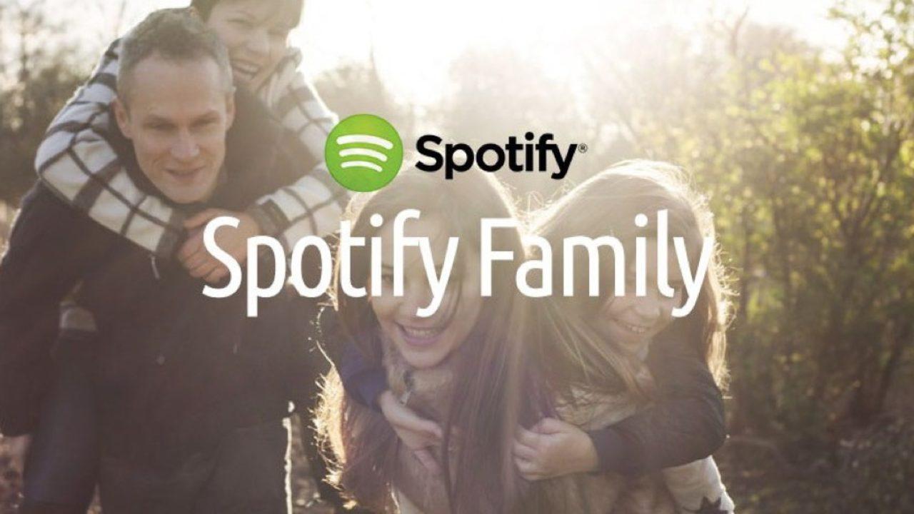 Spotify, sta per finire la pacchia del piano Family