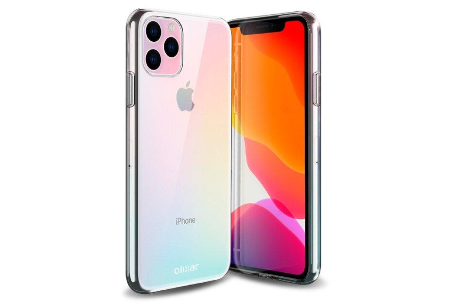 Apple iPhone 11: nuove colorazioni rivelate dai produttori di cover 1