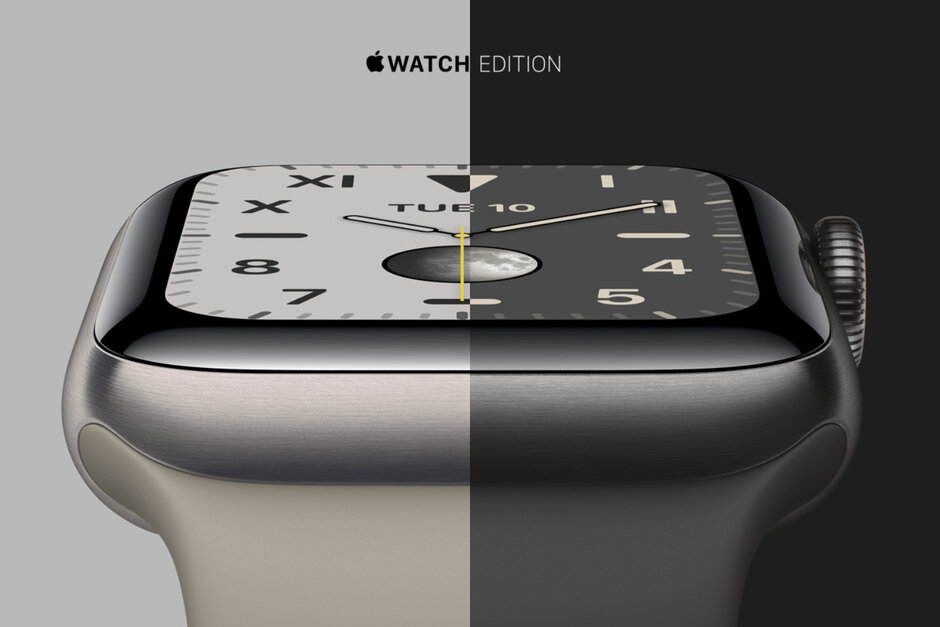 Materiale apple watch serie 5