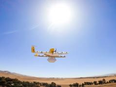 Wing consegne aree con i droni Google