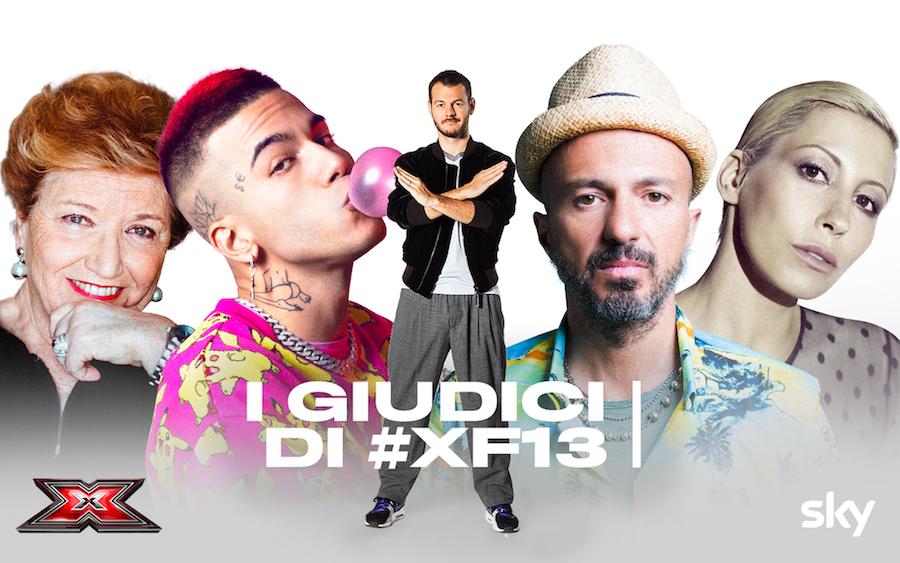 Ci siamo, X Factor torna su Sky Uno con una giuria tutta nuova 1