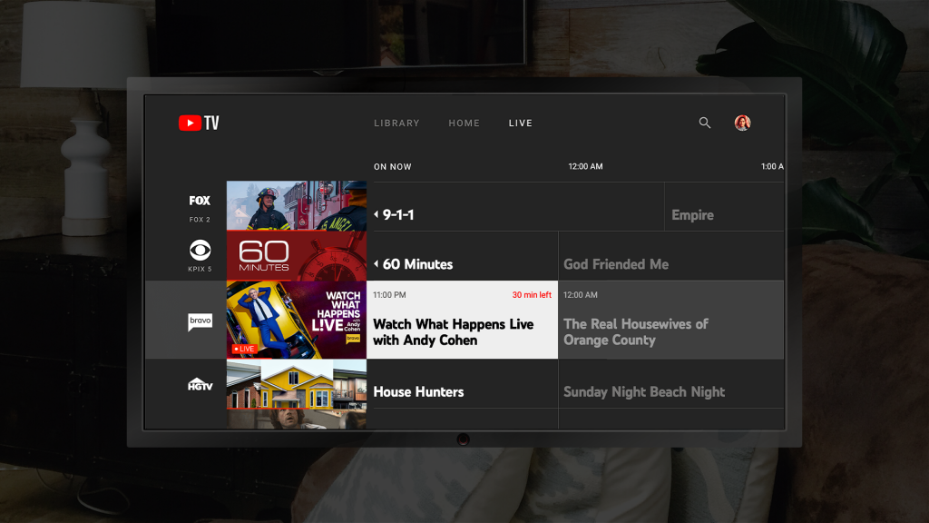 YouTube TV: negli USA arriva sui dispositivi Amazon Fire TV 1
