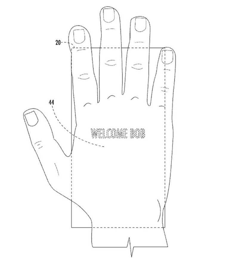 Altro che Touch ID e Face ID: gli iPhone futuri potrebbero sbloccarsi col palmo della mano 2