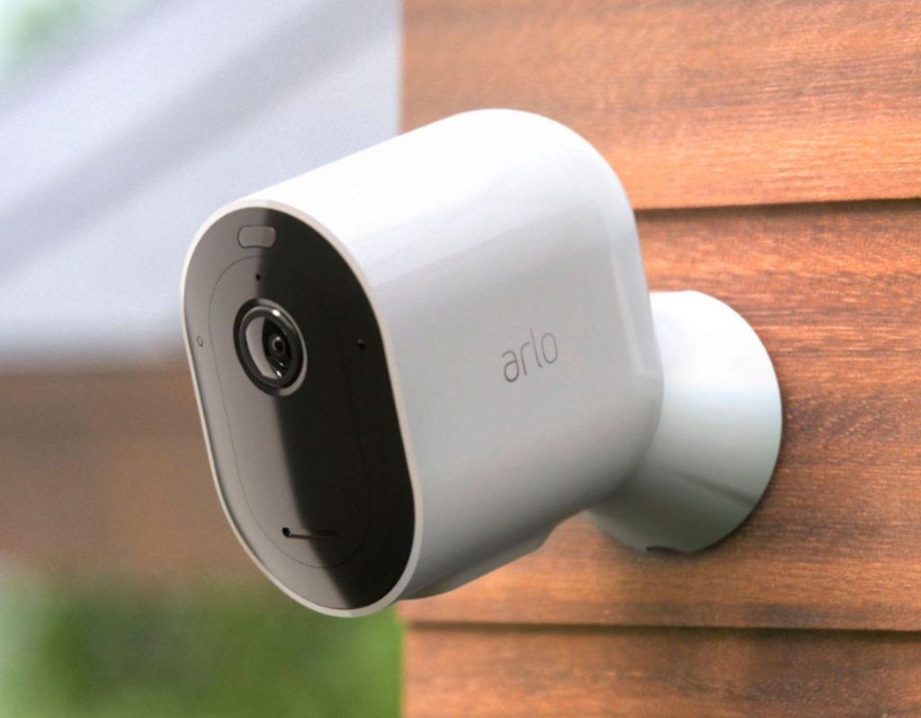 Arlo Pro 3: videocamera per la sorveglianza QHD e Waterproof