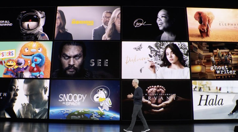 Apple TV+ dal 1° novembre a soli 4,99 dollari al mese 2