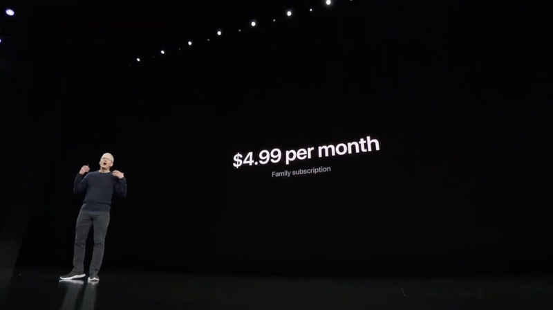 Apple TV+ dal 1° novembre a soli 4,99 dollari al mese 1