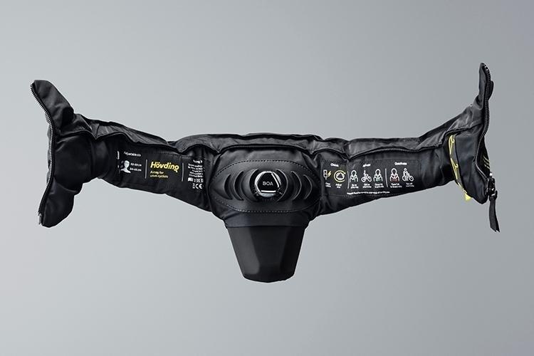 Hovding Gen 3 casco protettivo airbag indossabile