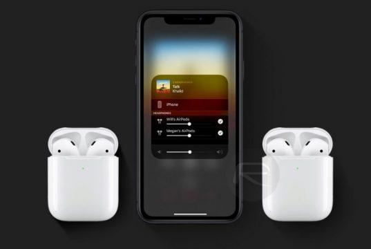 iOS 13.1 Audio Sharing