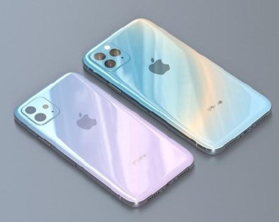 Apple iPhone 11: nuove colorazioni rivelate dai produttori di cover 2