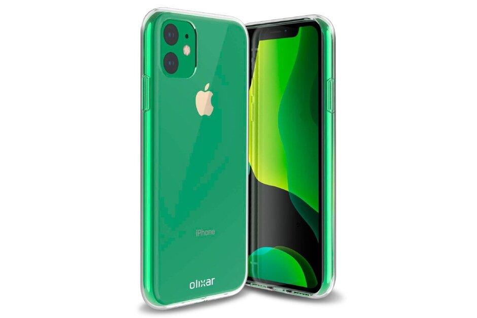 Apple iPhone 11: nuove colorazioni rivelate dai produttori di cover 3