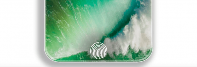 iPhone con Touch ID 2.0