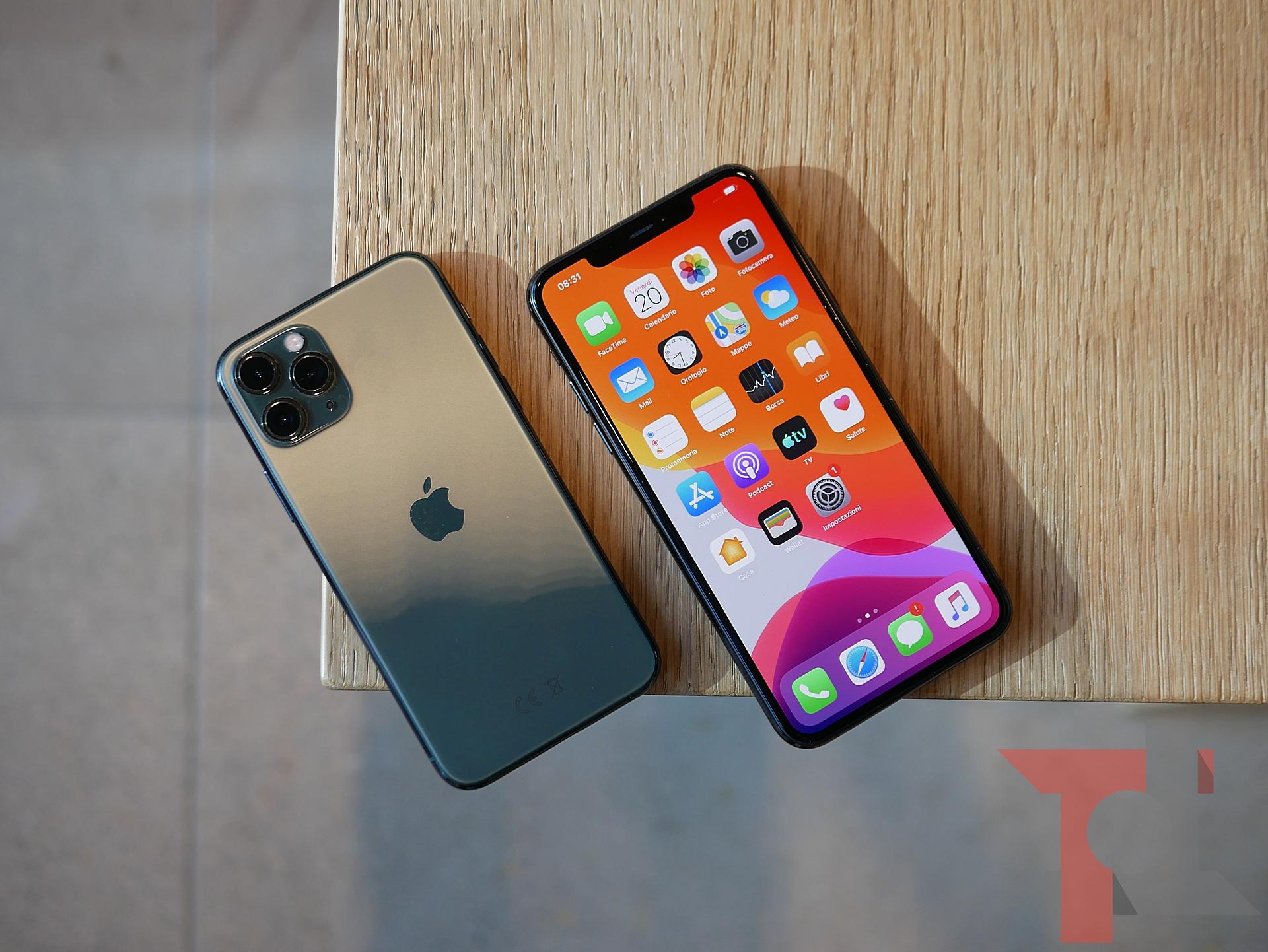 Gli Apple Store sono a corto di iPhone sostitutivi a causa del Coronavirus 1