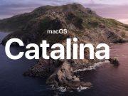 macOS 10.15 Catalina
