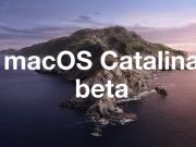 macOS 10.15 Catalina Beta