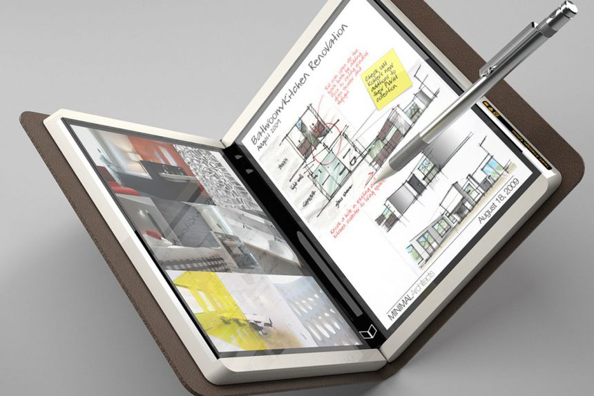 Surface Centaurus: spunta il brevetto del laptop con doppio schermo di Microsoft 3