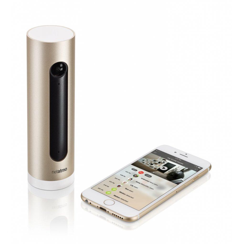 Da Netatmo in arrivo un kit antifurto per la sicurezza della casa smart 1