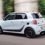 Il restyling della Smart EQ 2020 avrà solo motore elettrico 9