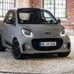 Il restyling della Smart EQ 2020 avrà solo motore elettrico 4