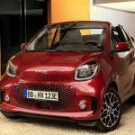 Il restyling della Smart EQ 2020 avrà solo motore elettrico 7