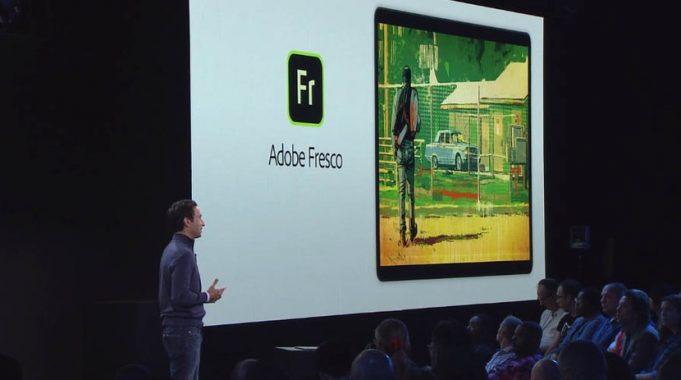 Adobe Fresco Microsoft Surface Pro X