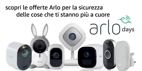 Amazon Arlo Days