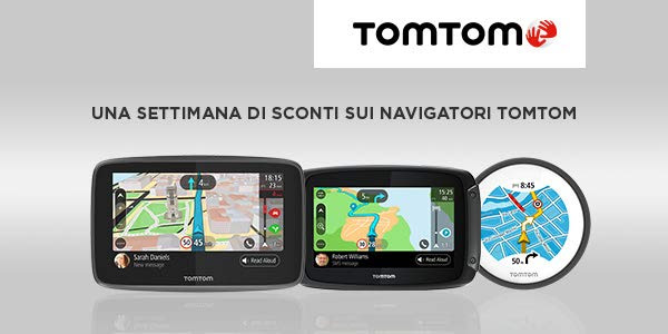 Amazon TomTom Week