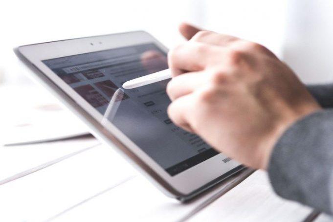 Apple Pencil con haptic feedback
