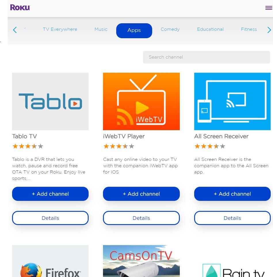 Apple TV disponibile su Roku