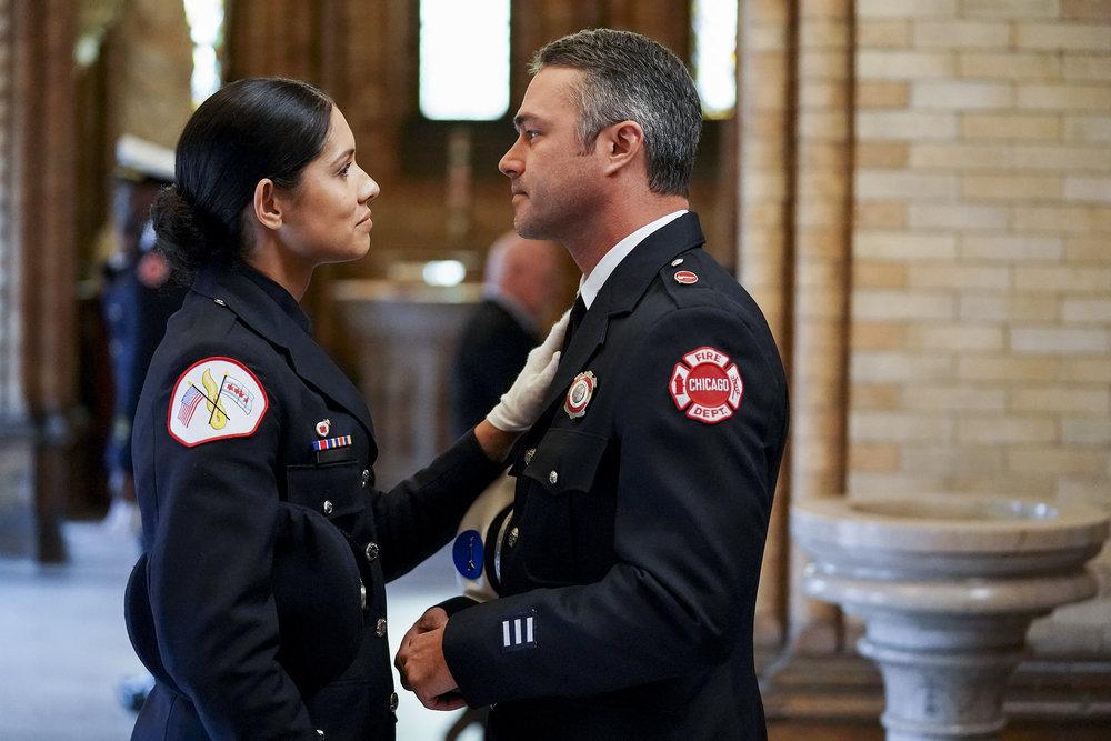 Chicago Fire 8: trama, cast, video trailer e data di uscita