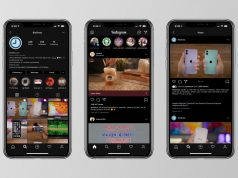 Dark Mode su Instagram è ufficiale