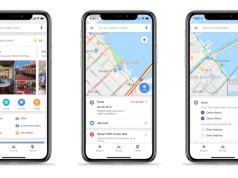 Google Maps per iPhone: da oggi segnalate autovelox e incidenti