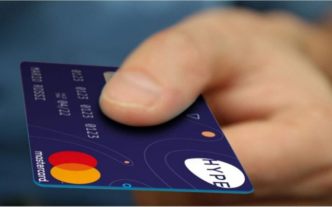 Hype Start ricarica a pagamento