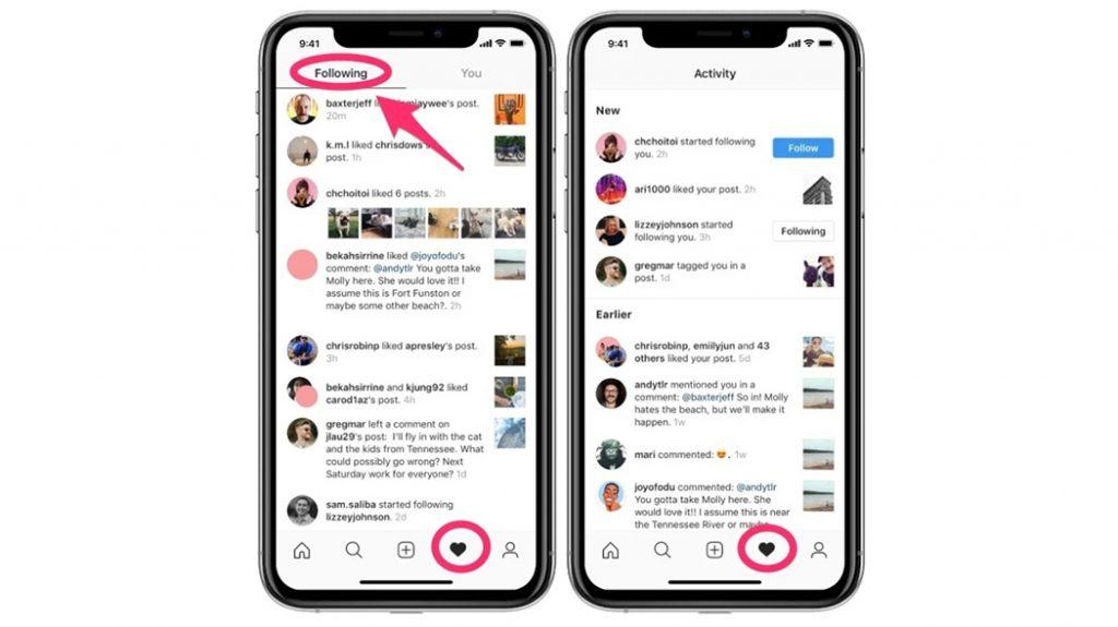 Dark Mode su Instagram è ufficiale sezione segui già