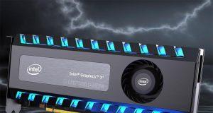 Intel Xe concept
