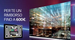 LG TV OLED rimborso 600 euro
