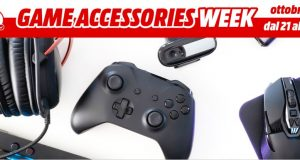 Offerte Mediaworld Game Accessories Week