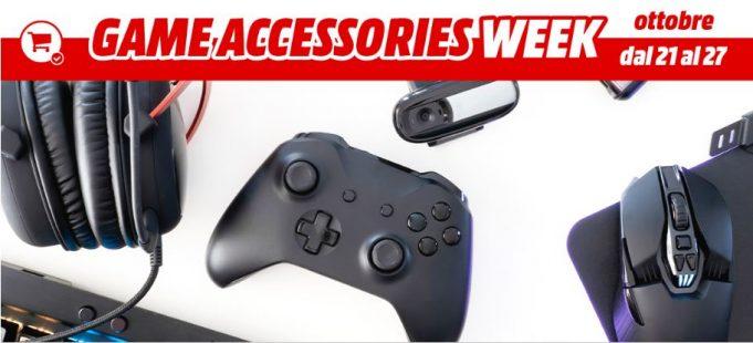 Offerte Mediaworld Game Accessories Week