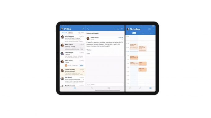 Microsoft Outlook su iPhone e iPad